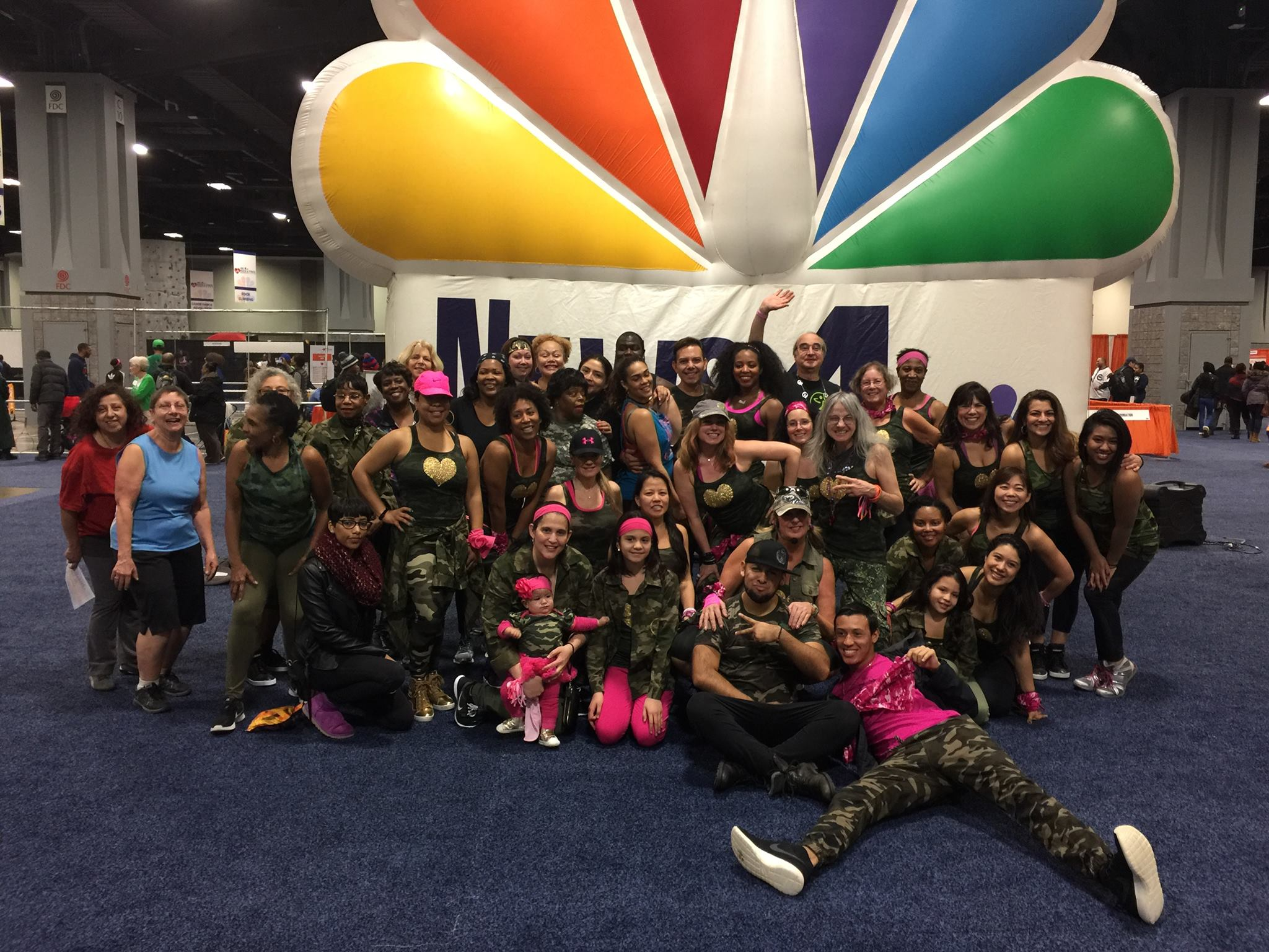 2017 NBC4 Fitness Expo